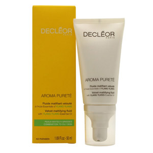 Decleor Aroma Purete Velvet Mattifying Fluid 50ml Combination/Oily Skin