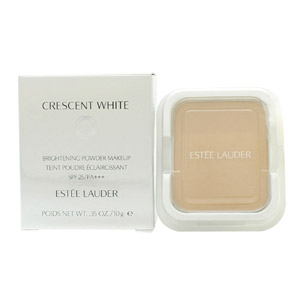 Estee Lauder Crescent White Brightening Powder Makeup SPF25 10g  - Warm Vanilla