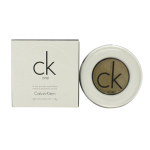 Calvin Klein CK One Cosmetics Mono Eyeshadow 1.18g - Jaded
