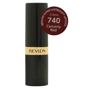 Revlon Super Lustrous Lipstick 4.2g - Certainly Red