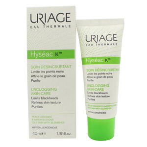 Uriage Hyseac K18 Deep Pore-Cleansing Care 40ml