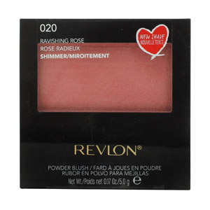 Revlon Powder Blush 5g - 020 Ravishing Rose