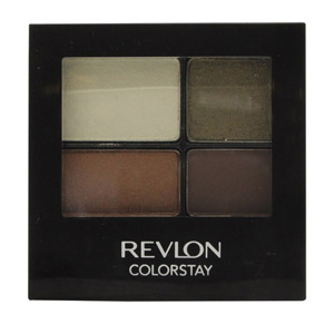 Revlon ColorStay16 Hour Eyeshadow Palette 4.8g - Adventurous