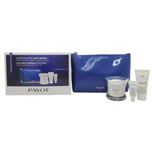 Payot Techni Liss Anti-Wrinkle Routine Gift Set 50ml Face Cream + 15ml Peeling M