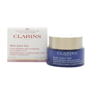 Clarins Multi-Active Nuit Revitalizing Night Cream 50ml