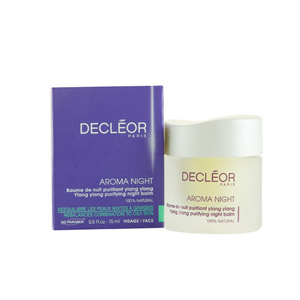 Decleor Aroma Night Ylang Ylang Purifying Night Balm (Oily & Combination Skin) 1