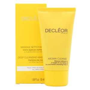 Decleor Aroma Cleanse Clay & Herbal Mask - Masque a l'Argile et aux Herbes 50ml