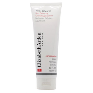 Elizabeth Arden Visible Difference Skin Balancing Exfoliating Cleanser 125ml - C