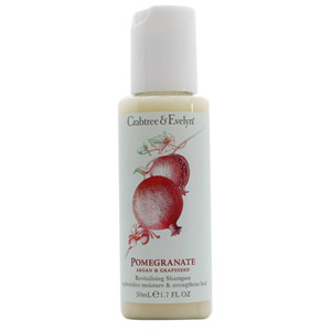 Crabtree & Evelyn Pomegranate Argan & Grapeseed Shampoo 50ml