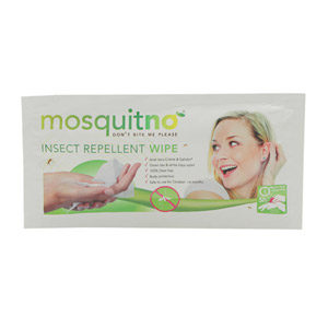 MosquitNo Insect Repellent Wipe