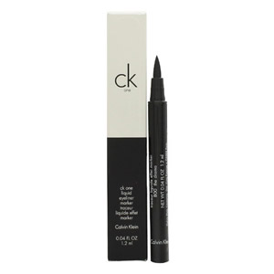 Calvin Klein CK One Cosmetics Liquid Eyeliner Marker 1.2ml - The Drama