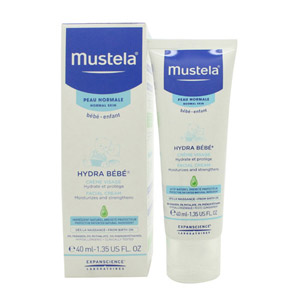 Mustela Hydra Bebe Facial Cream 40ml - Normal Skin
