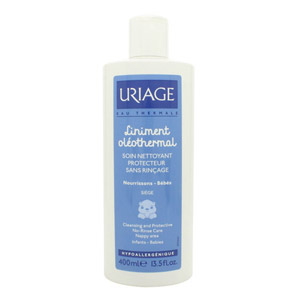 Uriage Bebe 1st Oleothermal Liniment Nappy Area 500ml