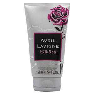 Avril Lavigne Wild Rose Shower Gel 150ml