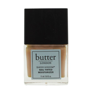 Butter London Sheer Wisdom Nail Tinted Moisturizer 11ml - Light