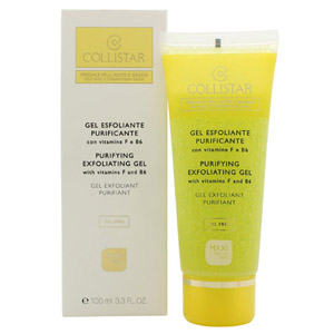 Collistar Purifying Exfoliating Gel 100ml - Oily and Combination Skin