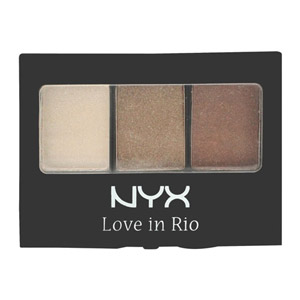 NYX Love In Rio Eyeshadow Palette 3g - 19 Bikini Bottom