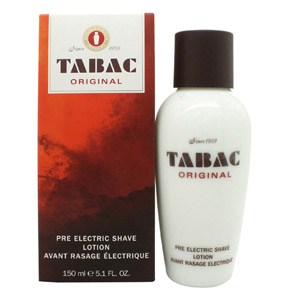 Maurer & Wirtz Tabac Original Pre Electric Shave Lotion 150ml