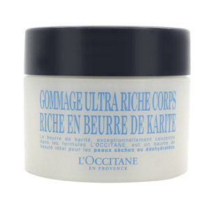 L'Occitane Shea Butter Ultra Rich Body Scrub 200ml