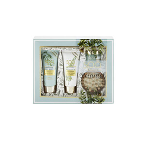 Style & Grace Spa Collection Back To Nature Gift Set 70ml Body Wash + 70ml Body