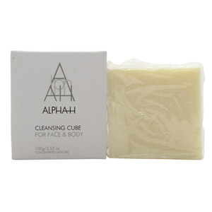 Alpha-H Cleansing Cube 100g
