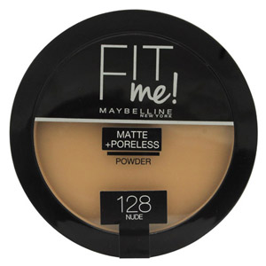 Maybelline Fit Me Matte + Poreless Powder 8.5g - Nude