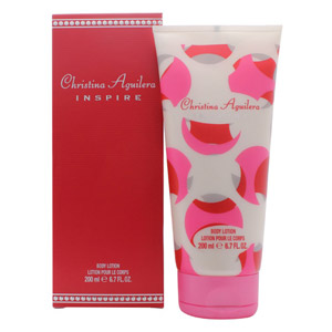 Christina Aguilera Inspire Body Lotion 200ml