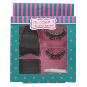 Royal Cosmetics Burlesque Eye Lash Collection 4 pieces