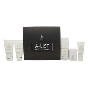 Alpha-H A-List Gift Set 50ml Liquid Gold + 30ml Cleanser + 30ml Moisturizer + 15