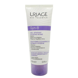 Uriage Gyn-8 Intimate Hygiene Soothing Cleansing Gel 100ml