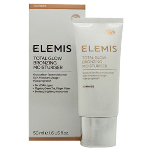 Elemis Total Glow Bronzing Moisturiser For Face 50ml