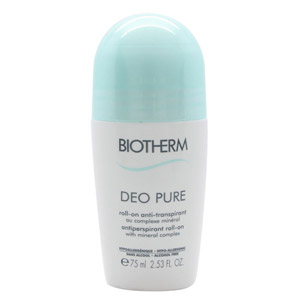 Biotherm Deo Pure Roll-On Antiperspirant 75ml