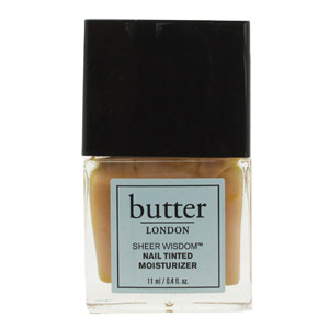 Butter London Sheer Wisdom Nail Tinted Moisturizer 11ml - Neutral