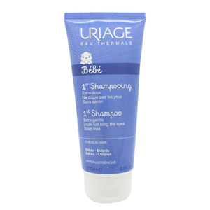 Uriage Bebe 1st Soap-Free Shampoo 200ml
