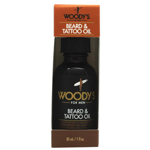 Woody's Grooming Beard & Tattoo Oil 30ml