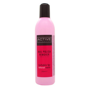 Active Nailcare System Nail Polish Remover 250ml