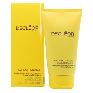 Decleor Aroma Dynamic Circulagel Refreshing Leg Toning Gel 150ml