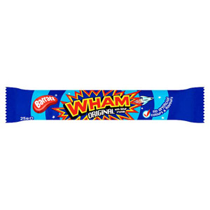 Candyland Wham Bar Original Raspberry Chew Bar