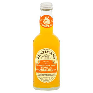 Fentimans Mandarin Seville Orange