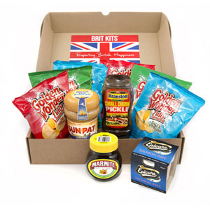 Brit Kit - British Sandwich Essentials