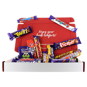Brit Kit - Cadbury Chocolate Selection - Full House