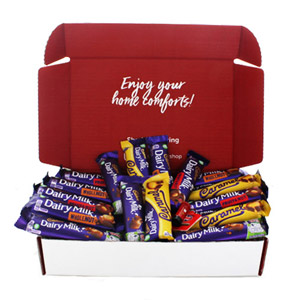 Brit Kit - Cadbury Dairy Milk Selection - The Originals
