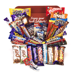 Brit Kit - British Chocolate Selection - The Magnificent 37