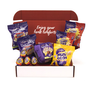 Brit Kit - Cadbury EGGcellent Selection