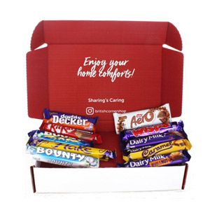 Brit Kit Letterbox - British Chocolate Favourites