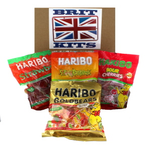 Brit Kit Letterbox - Haribo Sweet n Sour