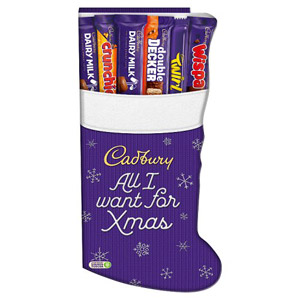 Cadbury Stocking Selection Box