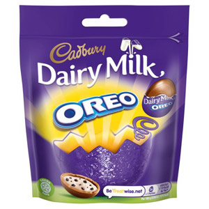 Cadbury Oreo Mini Eggs Bag