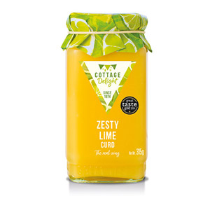 Cottage Delight Lime Curd