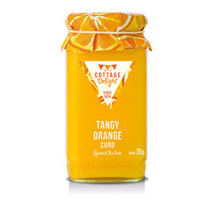 Cottage Delight Orange Curd